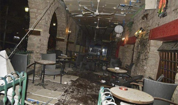 The bomb attack at a busy La Chaumiere restaurant  visited by international soldiers and killed three people on Saturday night in the capital Djibouti city was condemned by the European Union Naval Force and African Union.