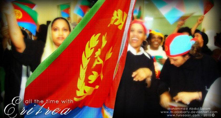 praise eritrea