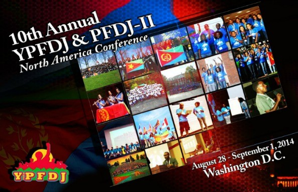 "The 10th Annual YPFDJ and PFDJ II Conference in North America was held in Washington D.C. between August 28th - 31st, 2014 under the theme ""Culture and Identity""."