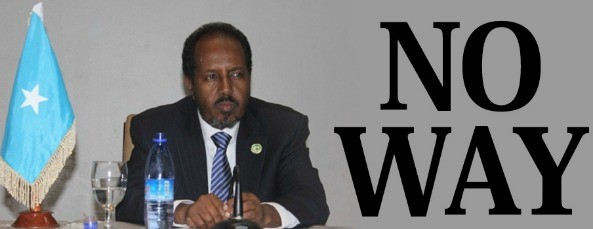"""Respect Somalia's Self-Determination'', Somalia President Hassan Sheikh Mohamoud hit back to international community concerns over the political infighting between him and Prime Minister"