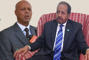 """I assure you that the President and I are in constant discussions working together on behalf of the Somali people,"" - Prime Minister Abdiweli Sheikh Ahmed"