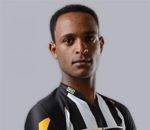 Eritrean Natnael Berhane