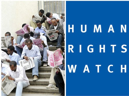 Ethiopia Decimating Free Press Ahead of Elections