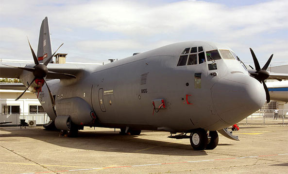 U.S. Donates One Used Military Transport Aircraft to Ethiopia