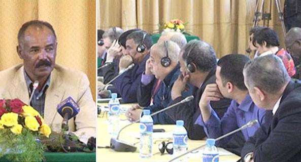 Organization of African Trade Union Unity (OATUU) Symposium Opens in Asmara