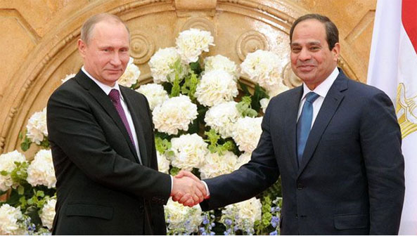 Russia to Build Egypt's First Nuclear Power Plant