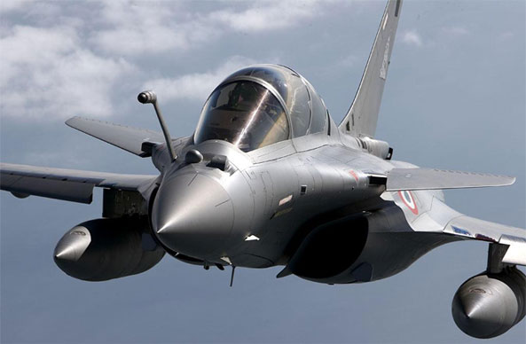 Egypt to Buy 24 Rafale Fighters Jets From France