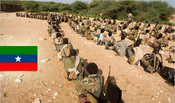 Ogaden Liberation Army today threatened to attack exploration firms operating inside Ogaden