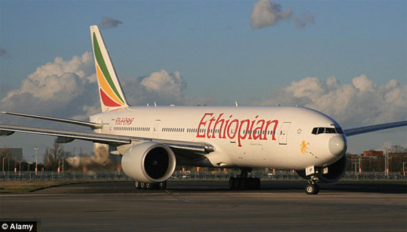 Ethiopian Airlines Makes Emergency Landing