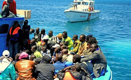 Up to 700 African Migrants Feared Dead Near Libya
