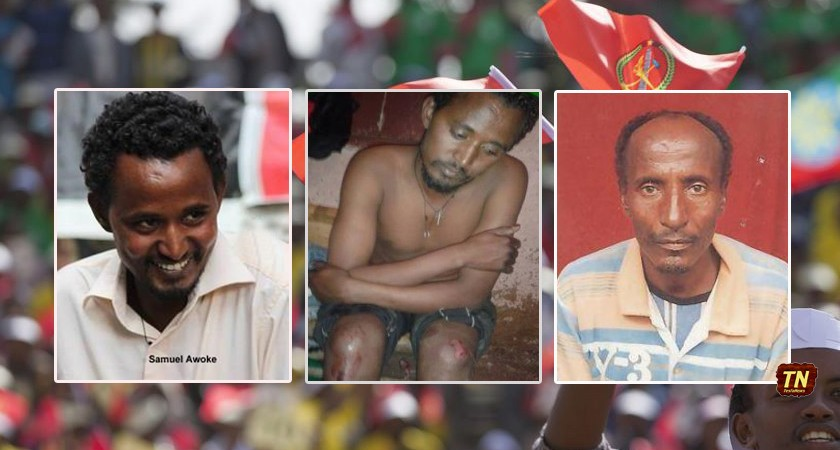 Targeted assassination of four members of the Ethiopian opposition