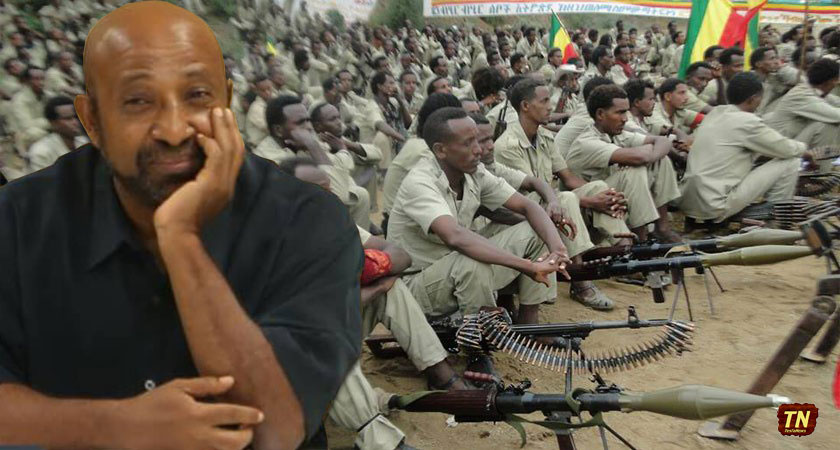 Patriotic Ginbot 7 (PG7), Oromo Democratic Front (ODF) Formed an Alliance