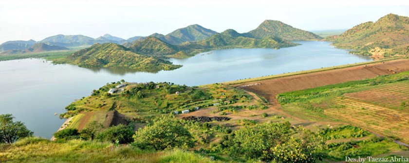 eritrea dams to counter Climate Change