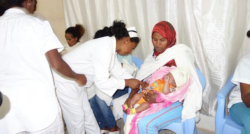 Eritrea Introduced Pneumococcal Conjugate Vaccine