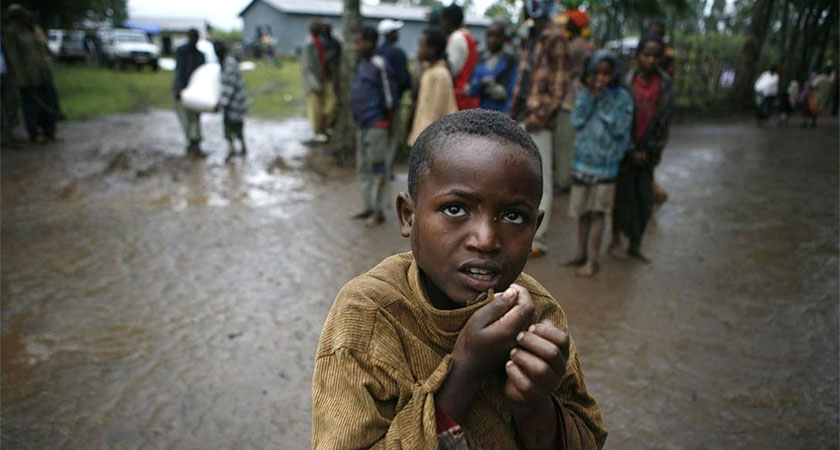 Ethiopia Appeals Urgent Food Aid to Feed 10 Million People