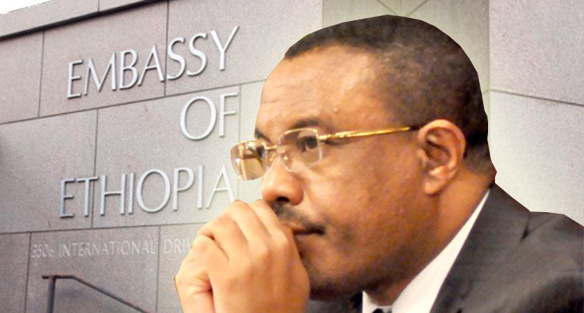 Six High Level Ethiopian Diplomat Abandon the Regime