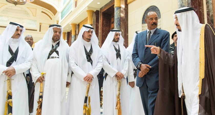 Eritrea, that Iron Alliance with Saudi Arabia