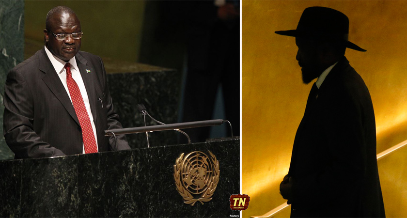 President Kiir Feels Treated Like Schoolboy, Won't Attend UNGA
