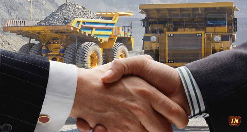 CMSC Signs Mining Agreement with Eritrean Government