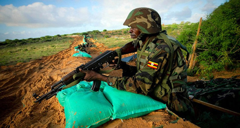 10 Ugandan soldiers killed in Somalia attack