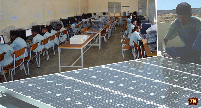 Eritrea: Solar Energy for Education