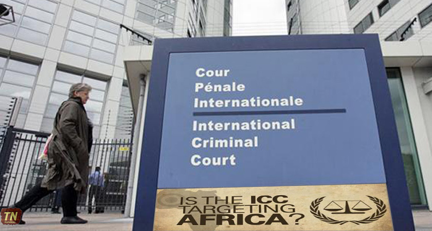 South Africa Plans to Withdraw from ICC