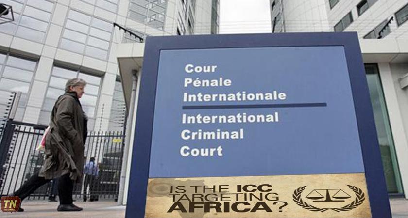 Unringing the ICC Bell in Africa.