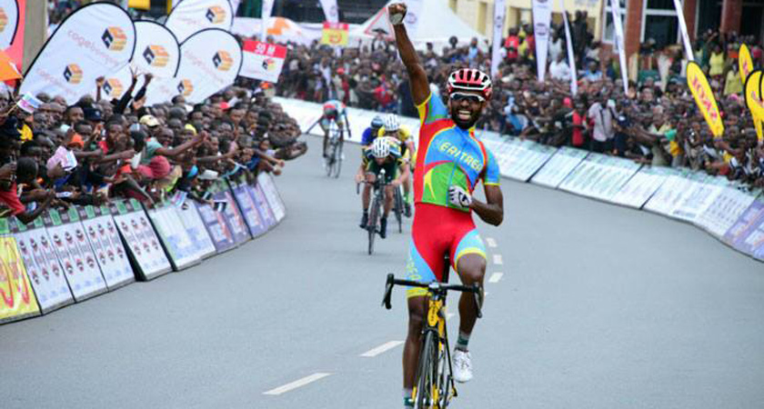 #TdRwanda: Mekseb and Meron Won Stage 4 and 5