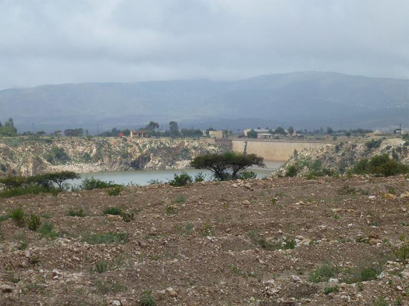 Conservation of Mai Nefhi Dam catchment area