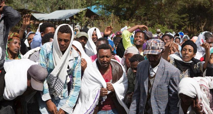 brutality of the Ethiopian regime