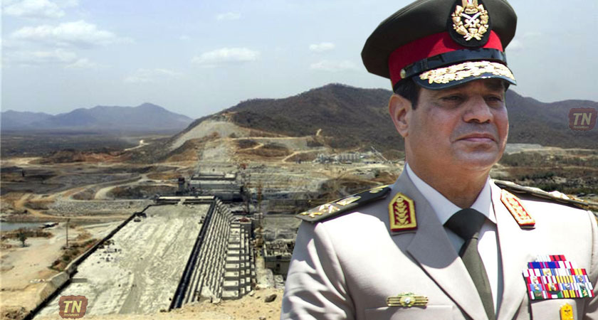 Don't Worry about Ethiopian Dam: Al-Sisi