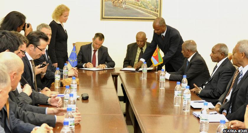 eritrea-eu cooperation agreement