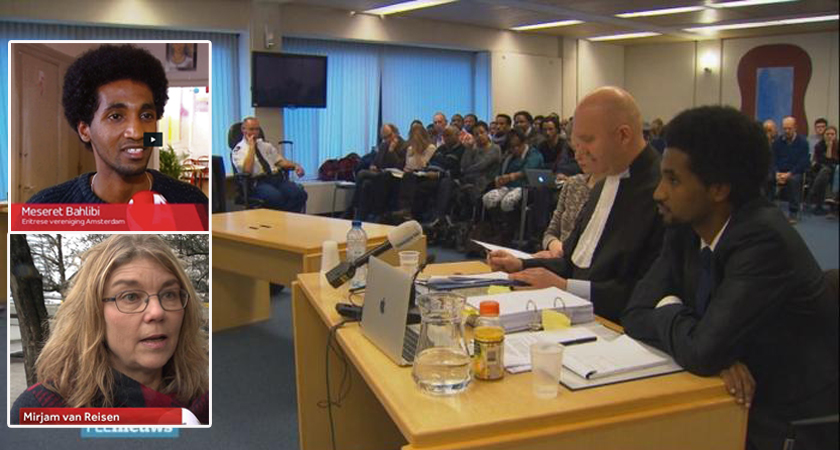 The court case of Meseret Bahlbi against Mirjam van Reisen