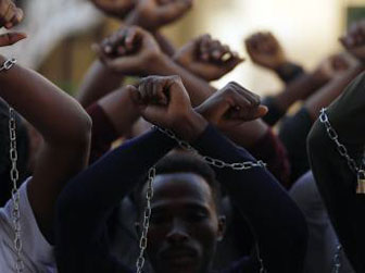 At least 140 peaceful Oromo protesters have been killed since November