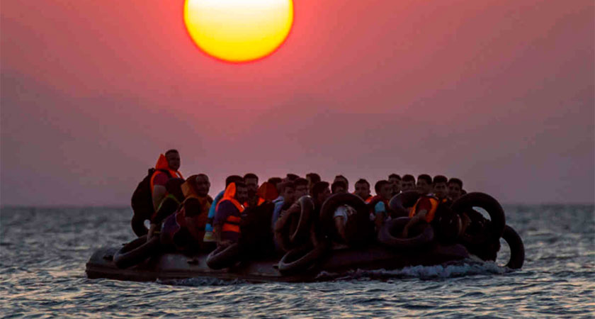 UNHCR: 2,500 Refugees Drowned So Far in 2016