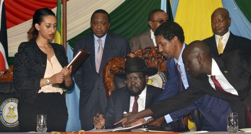 South Sudan Fails to Form Unity Government