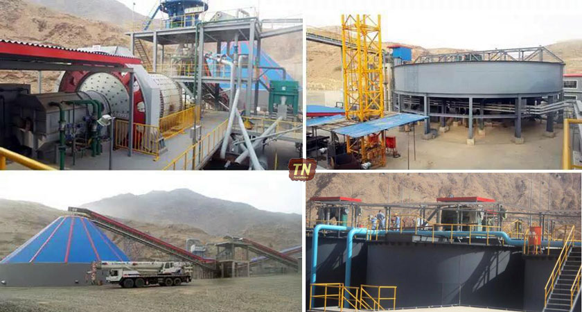 Zara Gold Mine eritrea