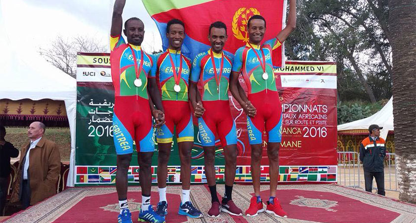Cycling is the undisputed national sport – and quasi-religion – in Eritrea