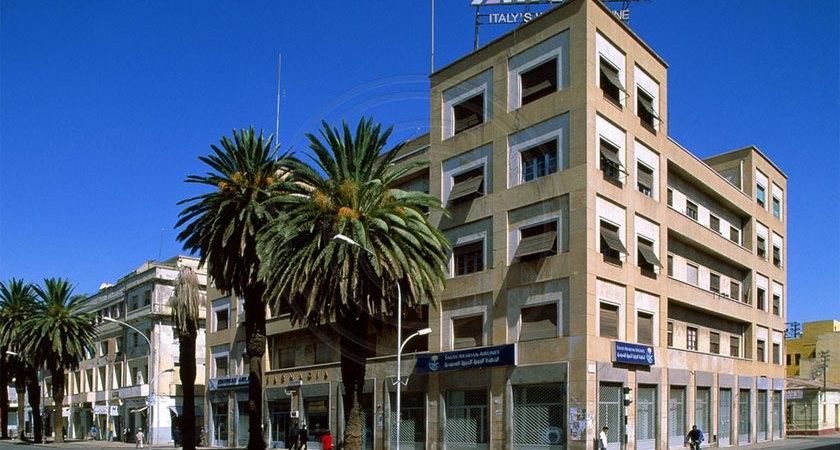Modernist Masterpieces in Unlikely Asmara