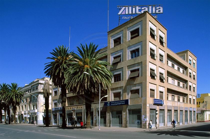 asmara art-deco World Heritage Site