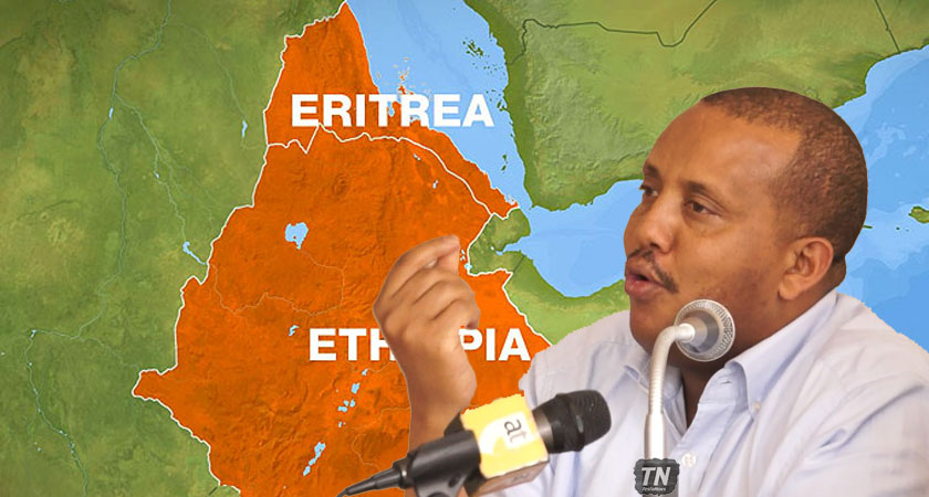 Paranoid Ethiopia Accuses Eritrea of Starting the Oromo Protests