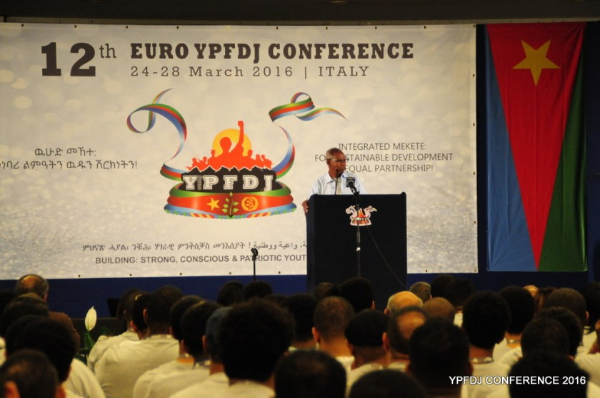 12th YPFDJ Conference