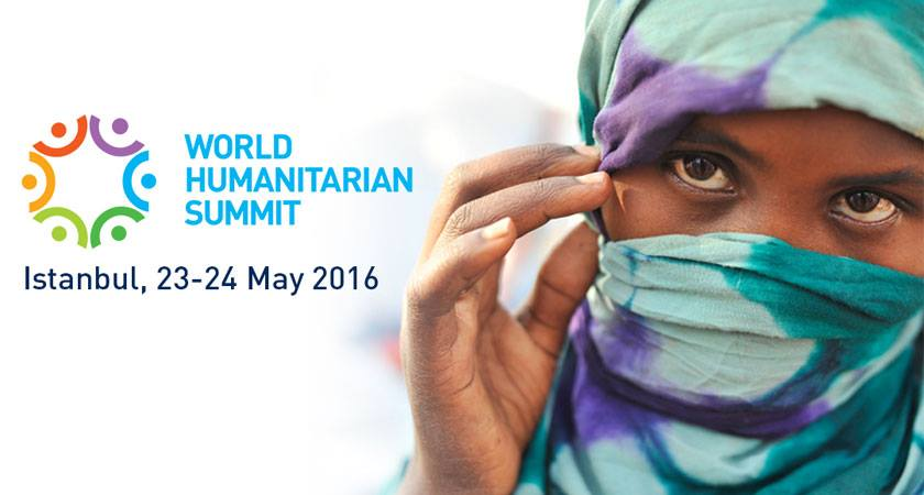 HUMANISTANBUL: World Humanitarian Summit