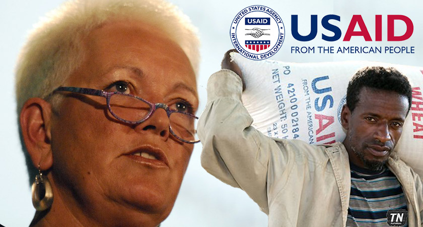 USAID and Famine in Ethiopia: What Does Gayle E. Smith Have to Say?
