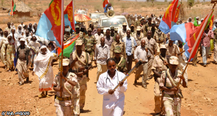 The Torch of Independence's Tour of Eritrea – Silver Jubilee Anniversary Series