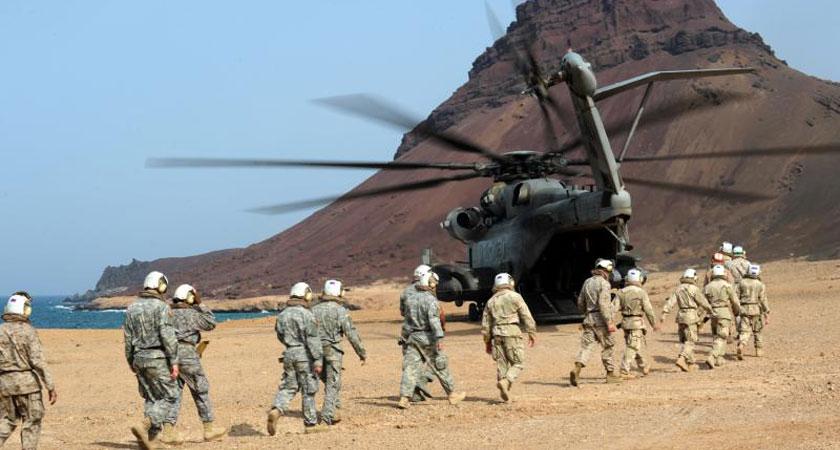 China to Send Troops to Djibouti-Eritrea Border
