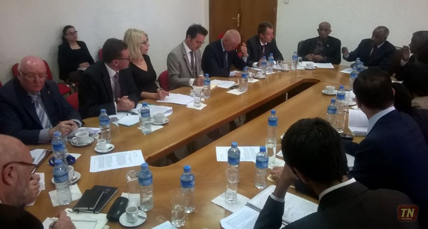Senior German Delegation Visited Eritrea