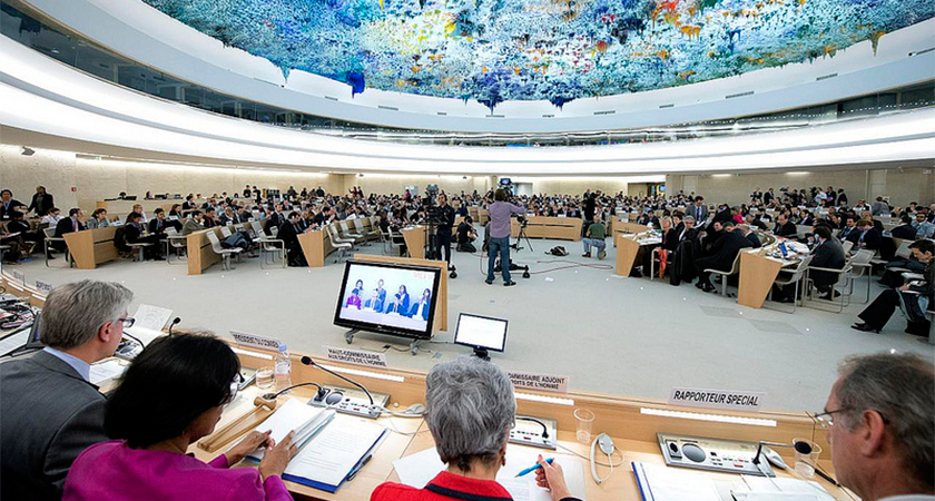 Eritrea's Statement at the 35th Session of the Human Rights Council