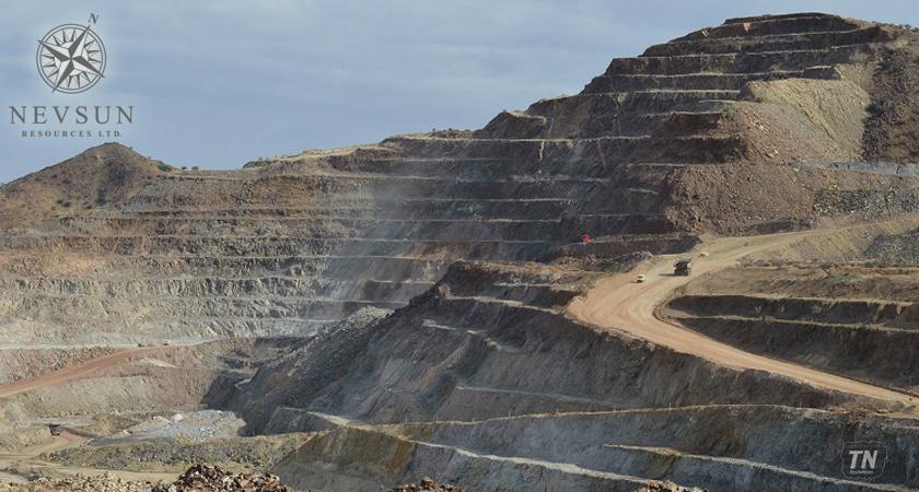 Nevsun Shares Jump on Asheli drilling results