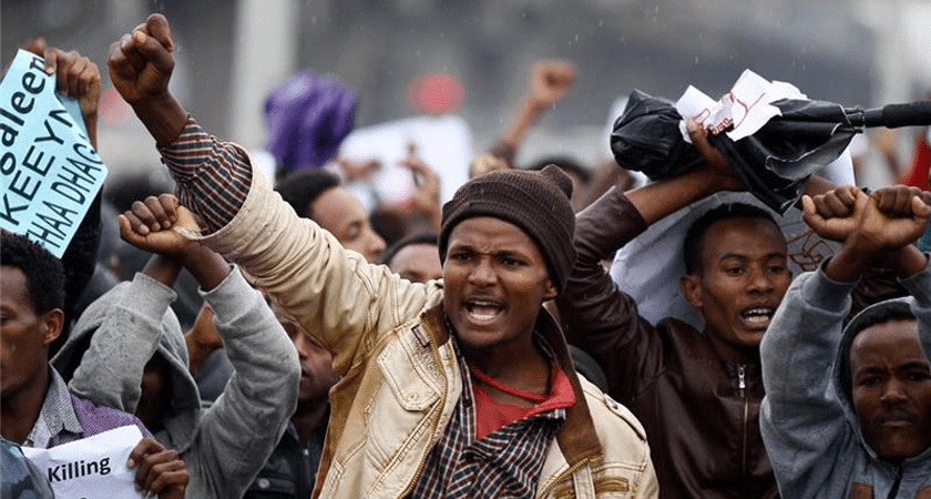 "Ethiopia: Who are the Bystanders to the ""African Killing Field""?"